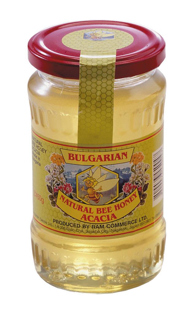 ブルガリア産アカシアはちみつ450g